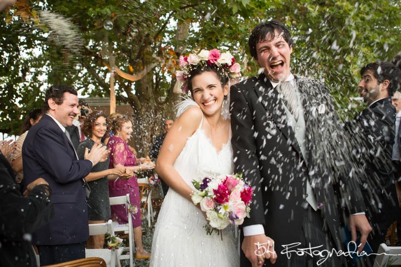 Casamiento al aire libre – Ele y Toto –  Mercedes – Buenos Aires