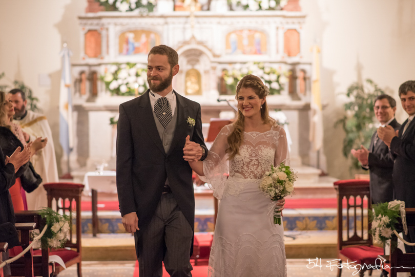 Casamiento Rocio y Pedro –  Nuñez – Buenos Aires
